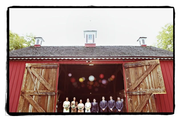 wedding at bayonet farm in holmdel nj rustic nj venues