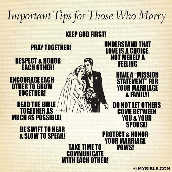 Importance And Tips: Important Tips For Those Who Marry...