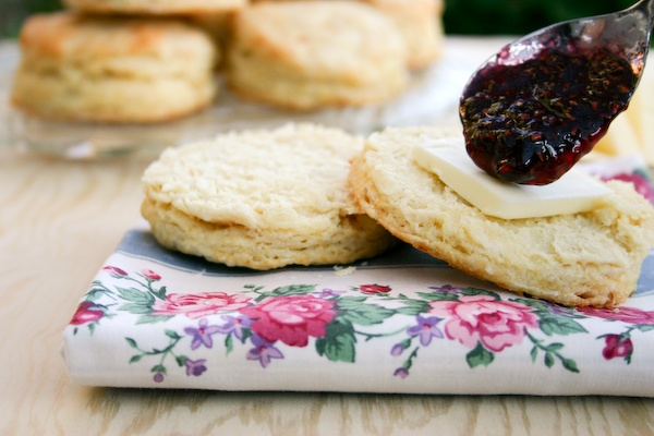 Fat, Flaky Buttermilk Biscuits. | sweet tooth | Pinterest