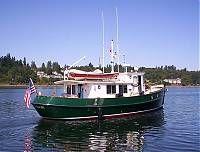 45' Devlin stitch and glue construction | Steamboat | Pinterest