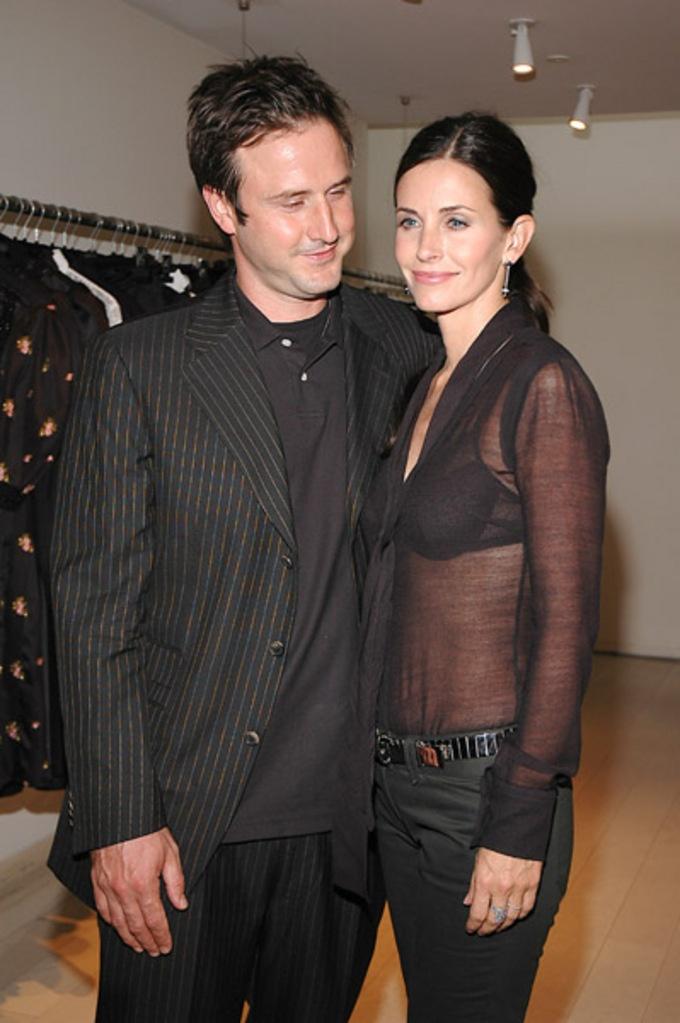 David Arquette & Courteney Cox | Favorite Couples | Pinterest