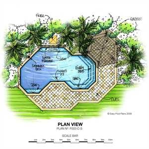 Swimming pool plan design easy pool plans swimming for Plan for swimming pool