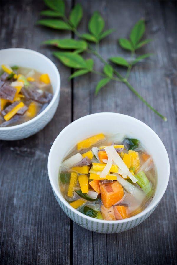 Basic Bonito Broth Recipes — Dishmaps