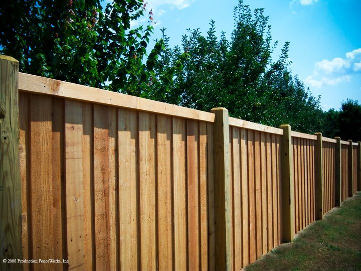 Good Fence For The Home Pinterest
