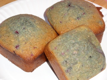 Whole Grain Mixed Berry Muffins | Muffins, Scones, & Quickbreads | Pi ...