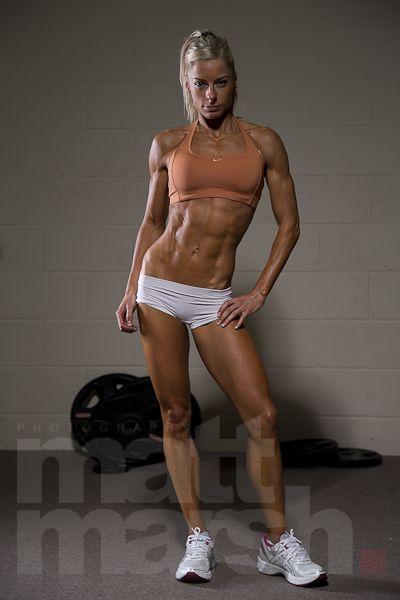 Katie Chimes | Muskler | Pinterest | Women Fitness Models ...