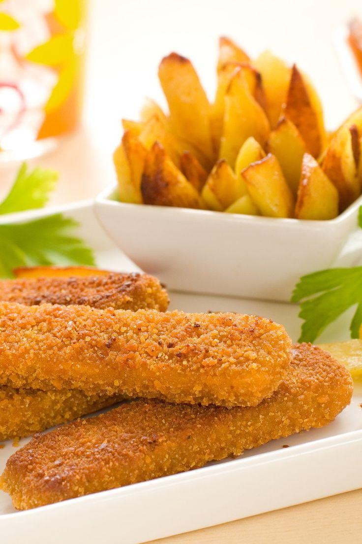 Parmesan fish sticks recipe yummy pinterest for Fish stick recipe