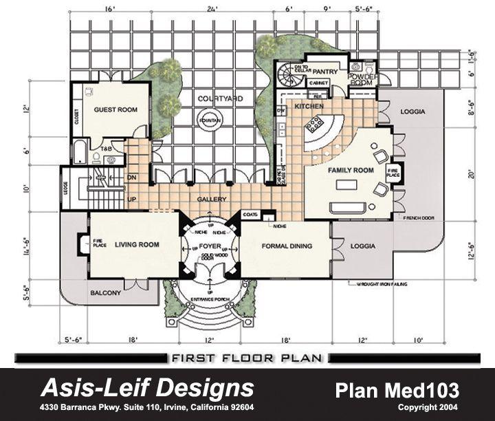 Floor plans!