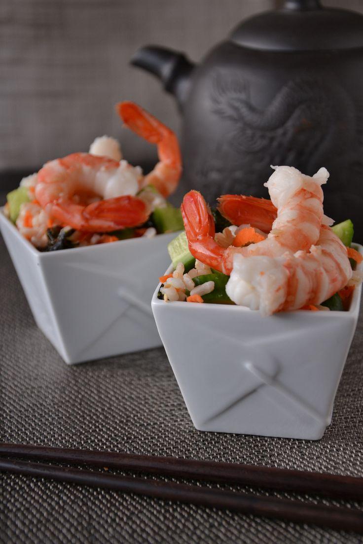 Sushi Salad | Sushi | Pinterest