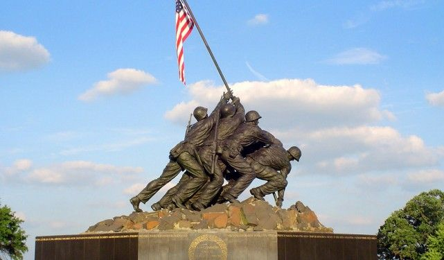 marine corps memorial day tribute