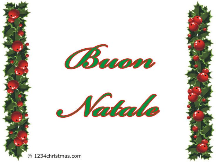 Buon Natale Greeting Cards | Christmas Italian Greetings | Pinterest: pinterest.com/pin/405957353882653865