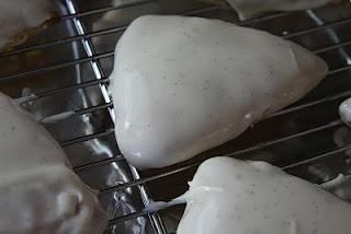 Petite Vanilla Bean Scones, like Starbucks