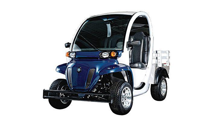 Gem Es Electric Utility Vehicle Gem Cars Pinterest