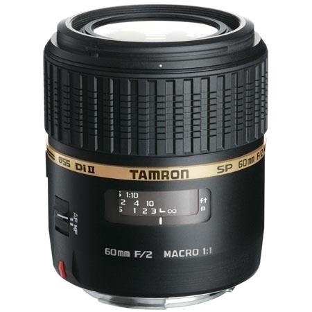 Tamron 60mm Macro lens - http://www.tamronlensreview.com