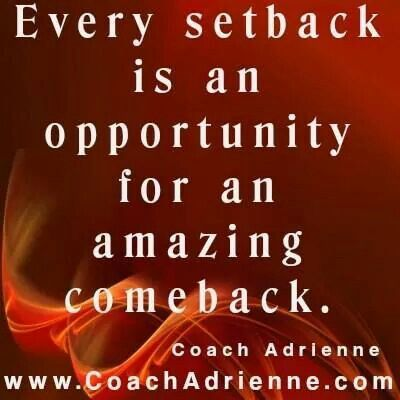 Amazing comeback | POSITIVE THOUGHTS & QUOTES! | Pinterest
