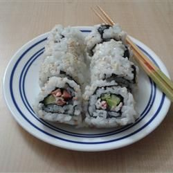 "Perfect Sushi Rice | ""You can eat this alone or roll into your ..."