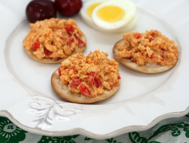 ... : recipes by Rachel Rappaport: Rachel's Aged Cheddar Pimento Cheese