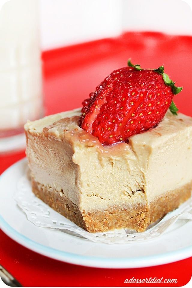 Peanut Butter & Jelly Pie (low carb, vegan, high protein, gluten free ...