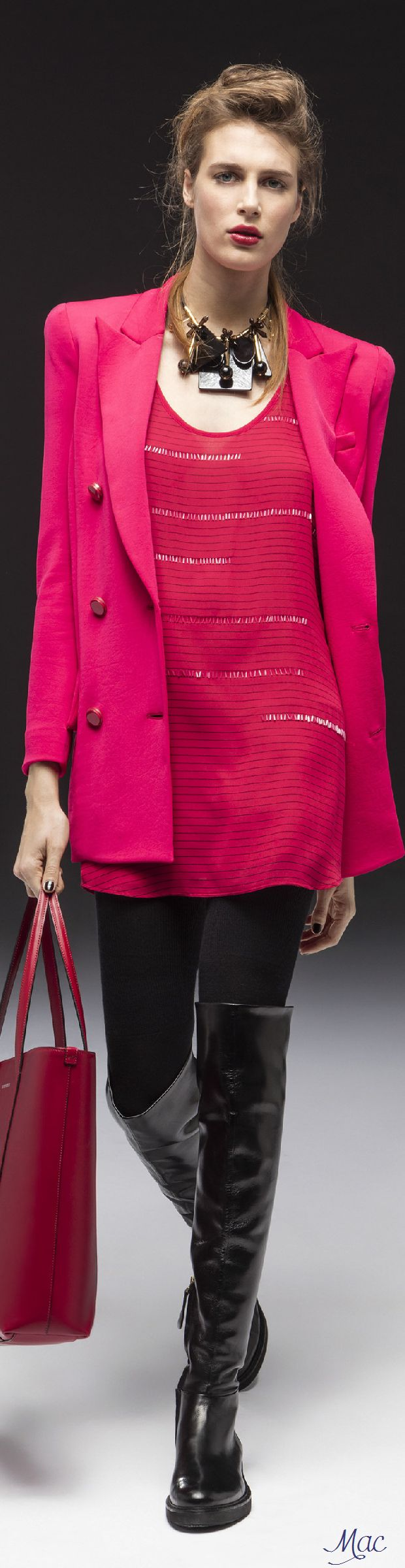 Giorgio armani fall/winter 2017 collection - milan fashion week