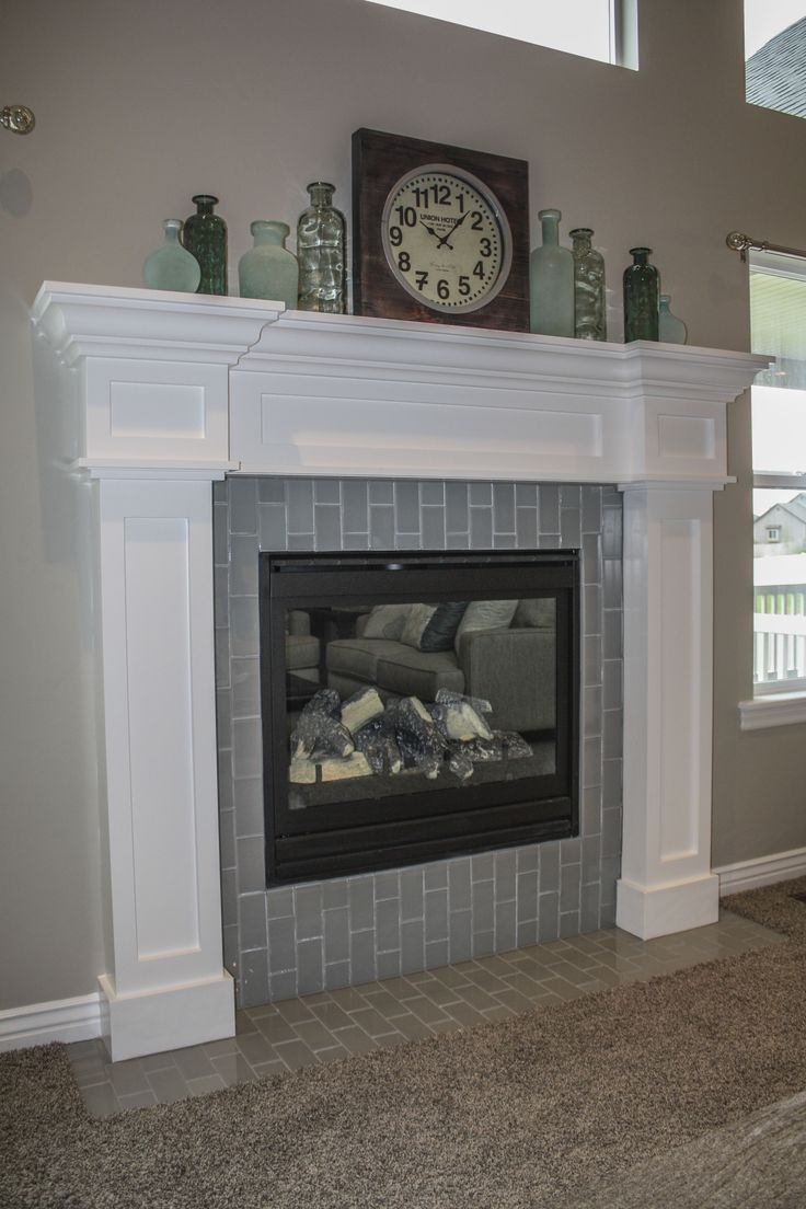 Craftsman Style Fireplace Remodel Ideas Pinterest