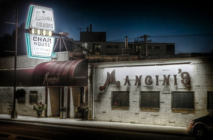 Nick Mancini's iconic Vegas-style bar and restaurant on West 7th ...