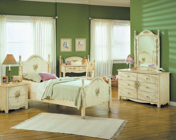 for a bedroom kids bedroom ideas in green color scheme picture