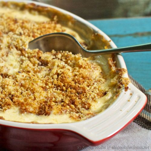 onion gratin | Thanksgiving | Pinterest