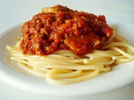 perfect spaghetti sauce