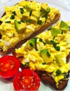 Deviled Egg Spread: 6 hard-boiled eggs 2 tablespoons plain Greek ...