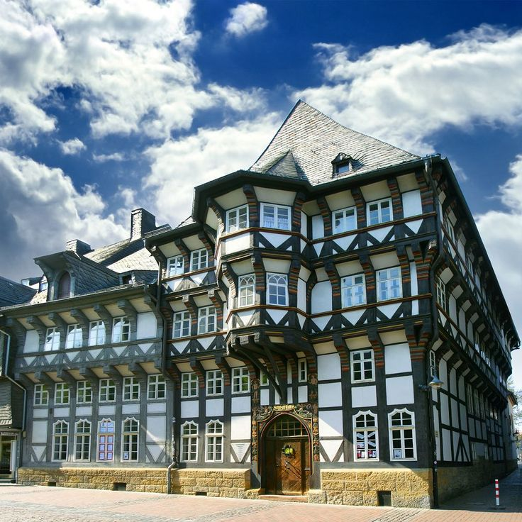 Goslar Germany  city images : Goslar is located in the north western foothills of the Harz in Lower ...