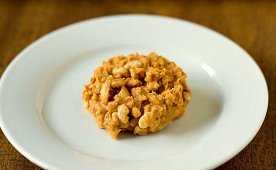"""No bake Peanut Butter Butterscotch Crips Cookies... """"Butter X2 ..."""