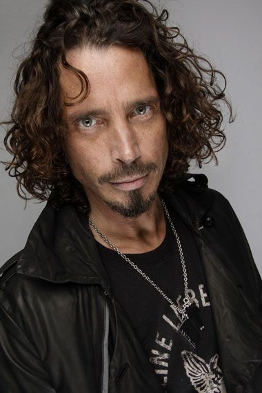 Chris Cornell just gets better looking with age....