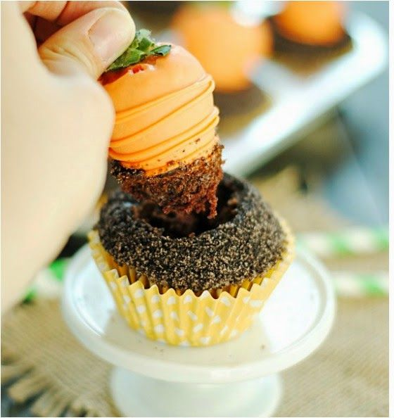 Party Frosting: Spring/Easter Ideas and Inspiration: Carrots