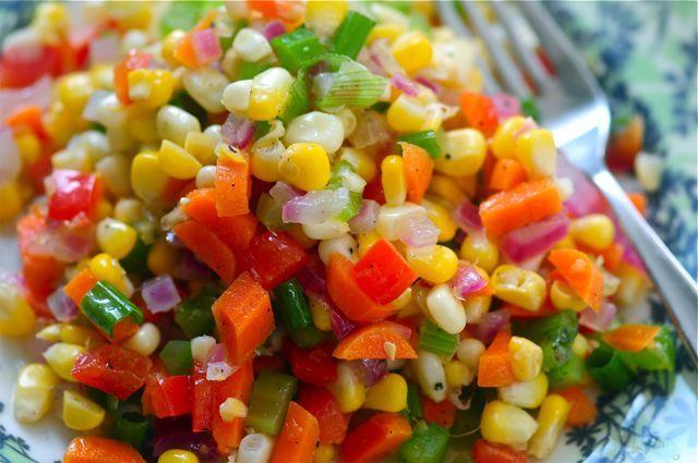 Corn Relish | uh YUM | Pinterest