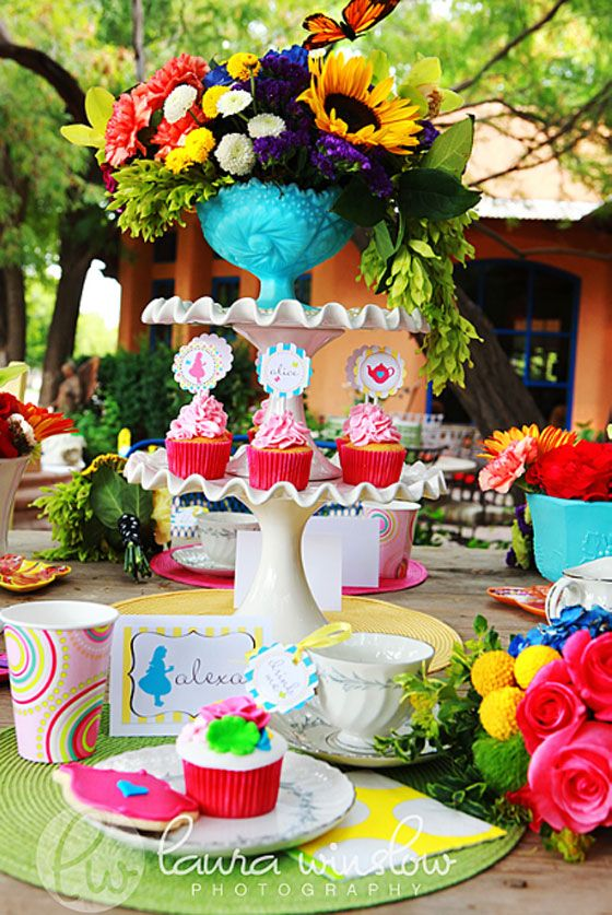 kids alice in wonderland party supplies