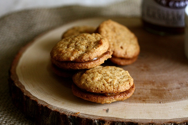 Dulce de Leche Sandwich Cookies (Dorie Greenspan -Baking from my home ...