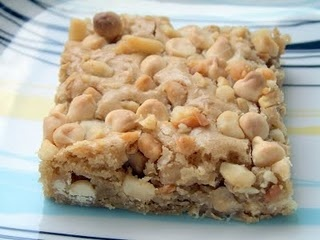 ... macadamia maple sticky bars nutella white chocolate macadamia nut bars