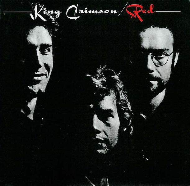 King Crimson Album Covers King Crimson Red Album