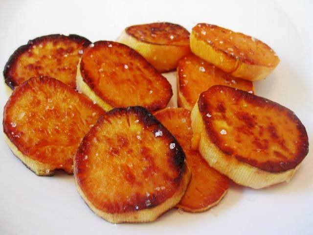 Sweet Potato Wedges | Food | Pinterest