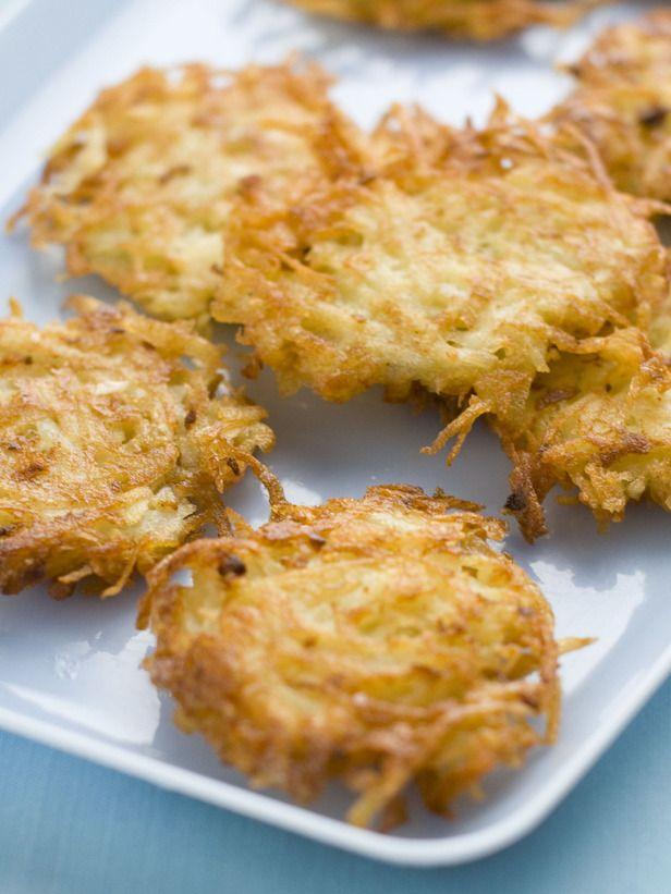 Quick and Easy Potato Latke: http://www.hgtv.com/holidays-and ...