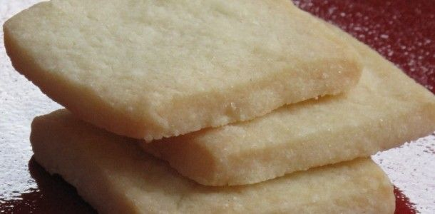 Classic Shortbread Cookies | It's Food Dude! | Pinterest