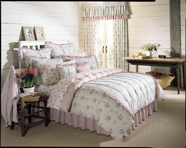 country bedroom romantic and shabby chic bedroom pinterest