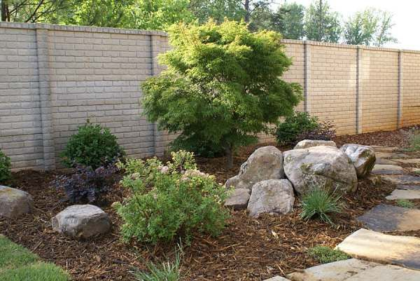Backyard landscaping ideas with stone ztil news for Channel 4 garden design ideas