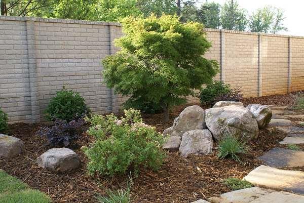 Large Back Yard Landscaping Ideas