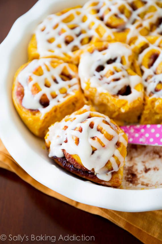 ... Rolls filled with a gooey cinnamon swirl and maple cream cheese icing