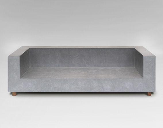 Concrete Furniture Mg Milligram Home Pinterest
