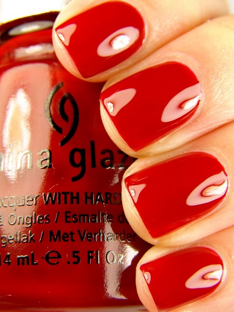 China Glaze Phat Santa