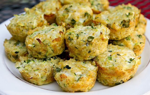quinoa quiche bites | Food and Drink | Pinterest