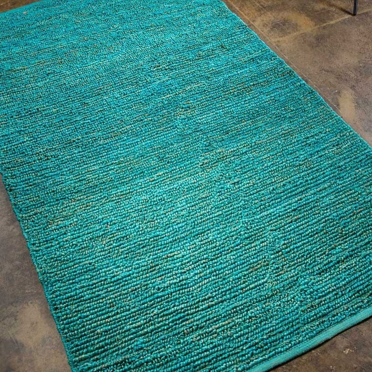 Aqua Colored Rugs - m