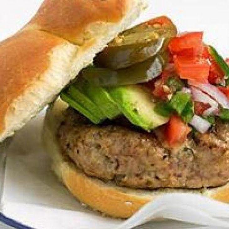 Actually Delicious Turkey Burgers Recipe | Recipes | Pinterest